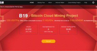 bw cloud mining