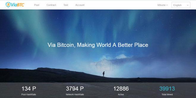 viabtc cloud mining
