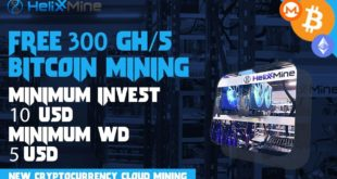 Helixx Mine cloud mining