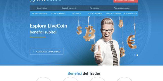 livecoin exnchage