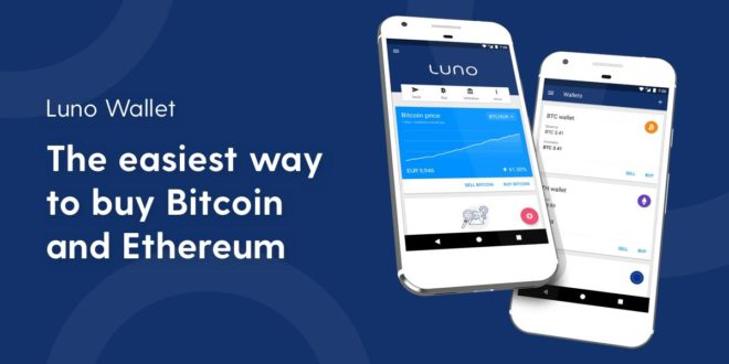 luno wallet exchange buy sell bitcoin ethereum