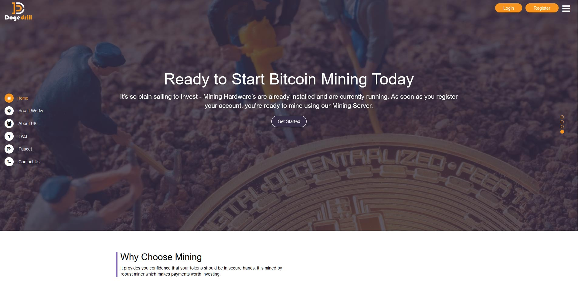 Dogedrill cloud mining review