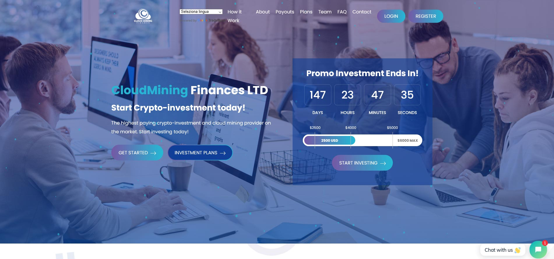 cloud mining finances ltd review